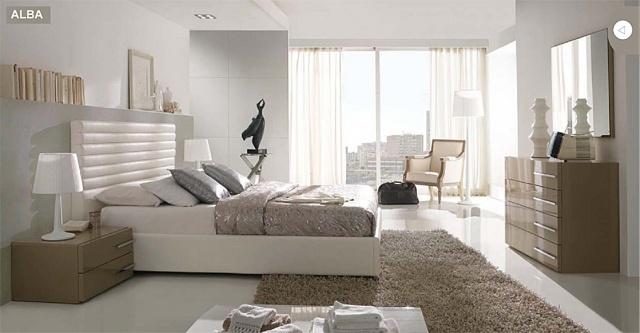 Kimobel. La última tendencia vista en diseño y decoración de dormitorios pasa por las camas tapizadas.
