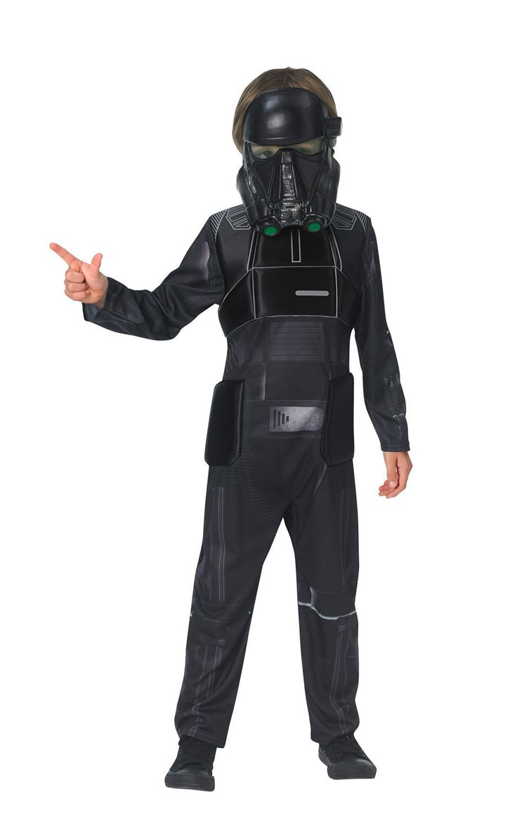 Star Wars. Death Trooper. Lasten asu.