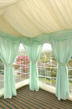 Mint And Cream Tent Decoration Www.jevelweddingplanning.com  Www.facebook.com/