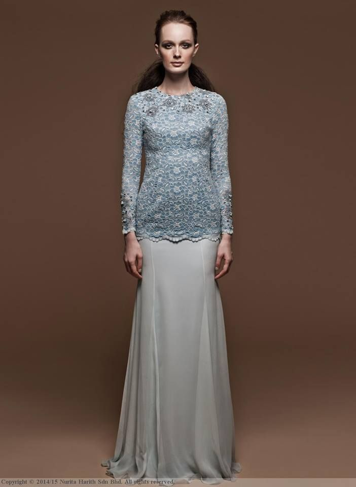38 best images about Baju Kurung Design on Pinterest | Hijab fashion ...