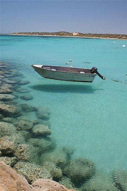 The most perfect  beach in the world, Coral Bay, WA, Australia