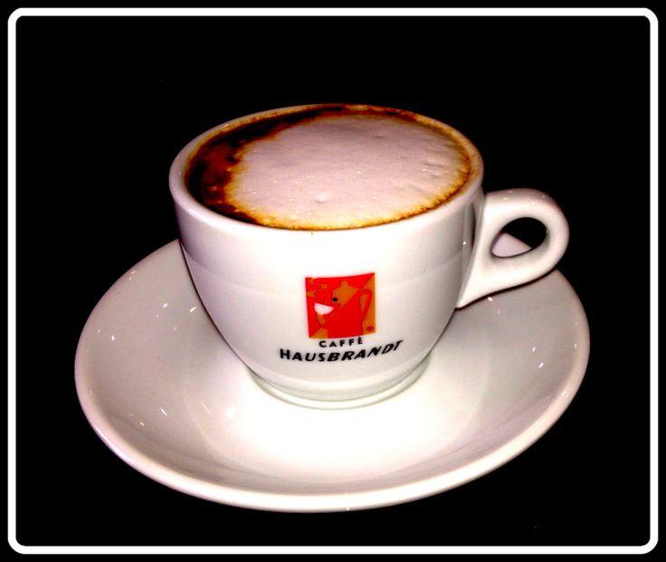La Caffetteria cappuccino hausbrandt
