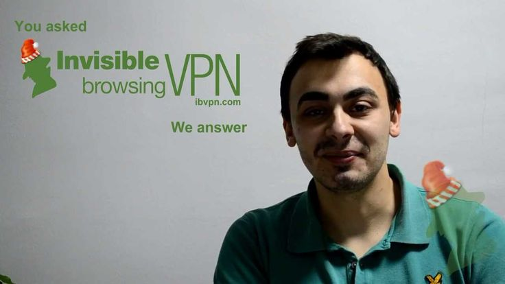 ibVPN Video Reply no.5  (Holidays Special) - This is a short video in which we are answering to three of our users questions.