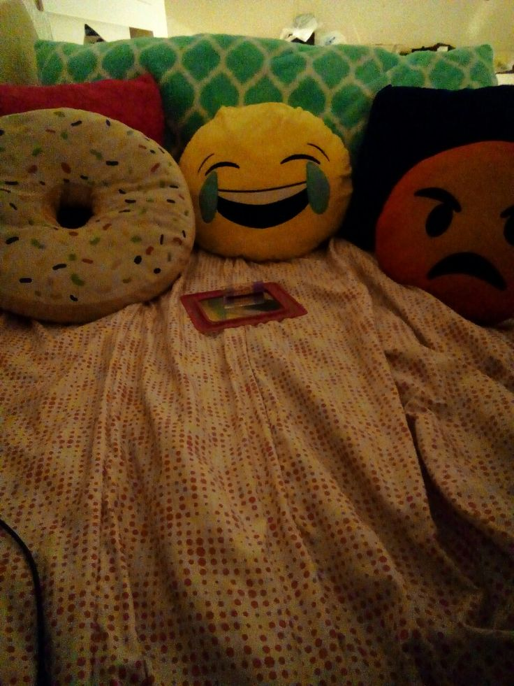 Most ofe these thing are from target.Pillows/Emoji pillows, mirror,baby lips peach kiss and the pink and white blanket
