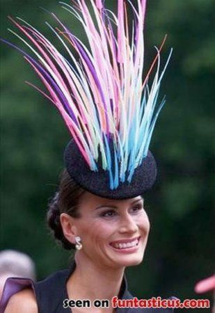 Странные и смешные... Шляпы