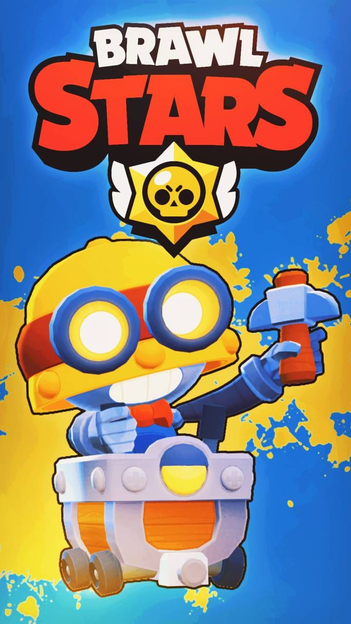 Download Carl - Brawl Stars Wallpaper by kbyyy - da - Free ...