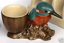 Kingfisher China Egg Cup by Quail