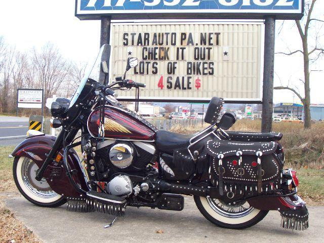 1999 Kawasaki Drifter