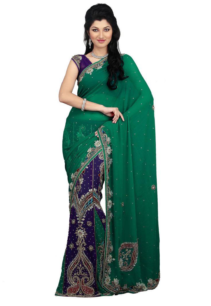 72 best ethnic designer bridal sarees and lehengas images