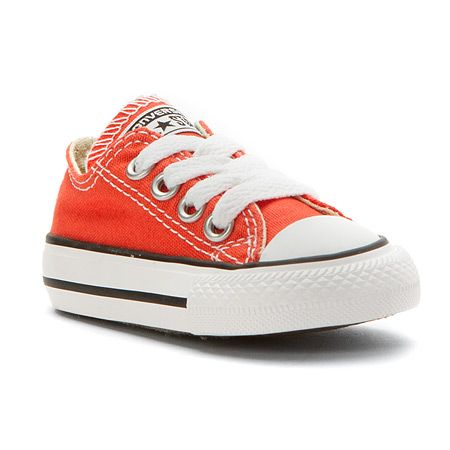 """Converse Chuck Taylor Low Top Seasonal Infant/Toddler - Boy's"""
