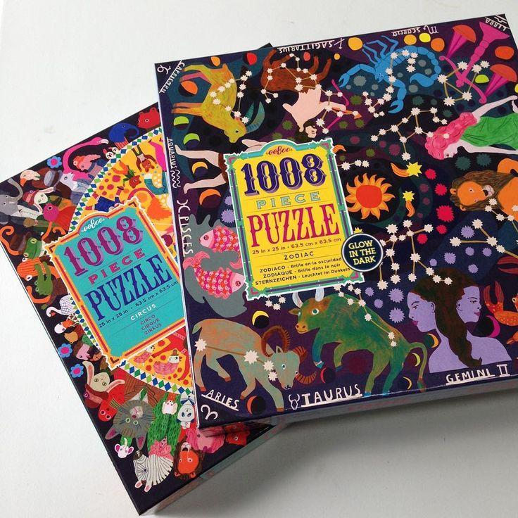 Gorgeous square puzzle from eeBoo... #jigsawpuzzle #jigsaw #jigsawpuzzles