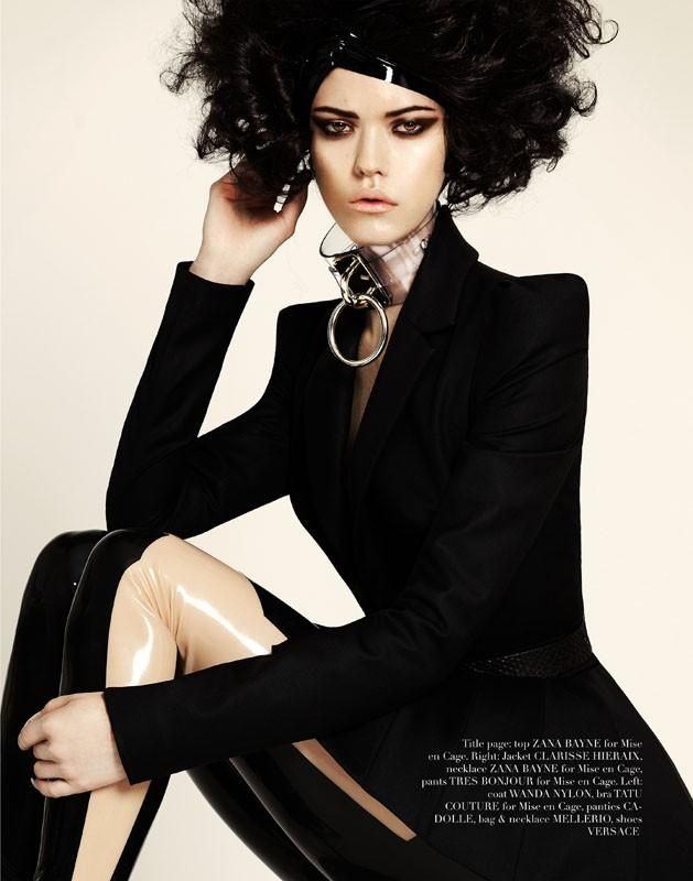 Vestal Magazine - Front and Top, photographed by Kay Smith