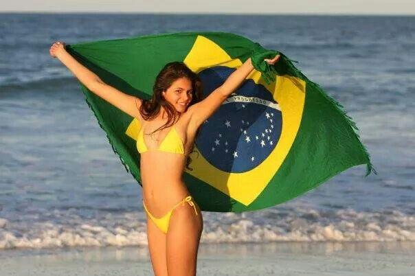 Como esta chilena vamos a Brasil a meter miedo!!!