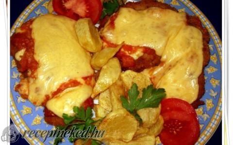 Olaszos rántott szelet recept fotóval