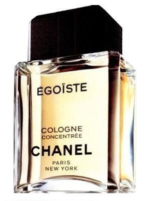 Egoiste Cologne Concentree Chanel for men launched in 1992