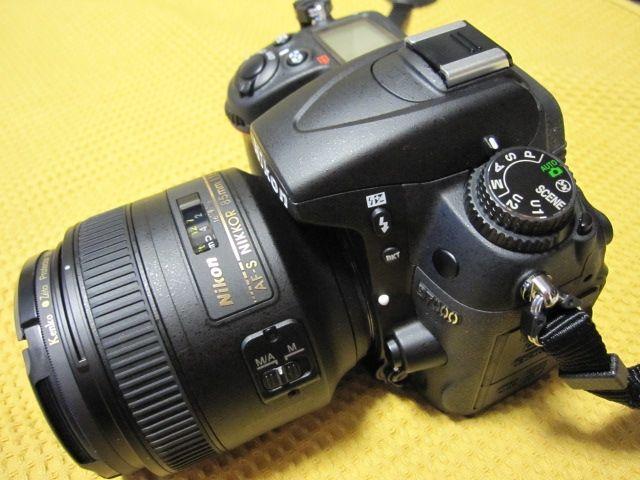 価格.com - 『D7000とのバランスは最高』ニコン AF-S NIKKOR 85mm f/1.8G kamiwakaponさん のクチコミ掲示板投稿画像・写真「早速試し撮りしてみました!(^^」[1116868]