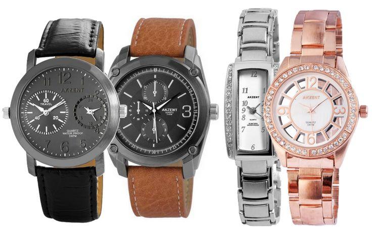 Akzent – Különleges és megfizethető órák