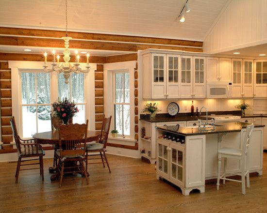 Log Cabin Decorating Design, Pictures, Remodel, Decor and Ideas - page 24