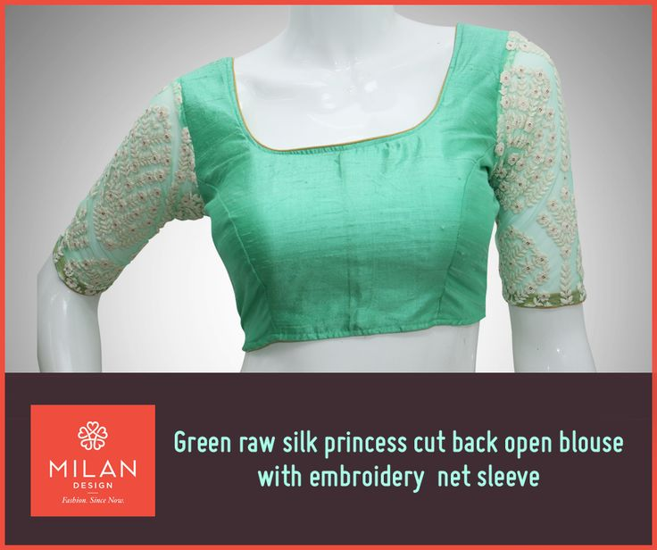 #MilanDesigns presents #Princesscut back open Saree Blouse with #EmbroiderySleeve  Watch out for more varieties from Milan Designs!! visit our site : www.milandesign.in #milanweddingsarees #milanfashionsarees #milancottonsarees #milansilksarees #milanfabricsarees #milanladiessarees #ladiesfashionsarees #milanpartywearsarees #milankanchipuramsarees #milandesignerkurtas #milankurtas #designerkurtaskochi #Milandesignersarees