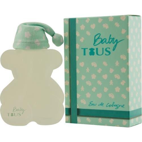 Tous Baby By Tous Eau De Cologne Spray 3.4 Oz