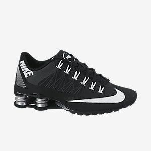 black nike shox womens lebron james running shoes