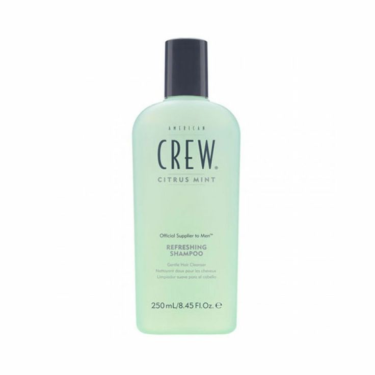 # AMERICAN CREW CITRUS MINT REFRESHING SHAMPOO 250 ML