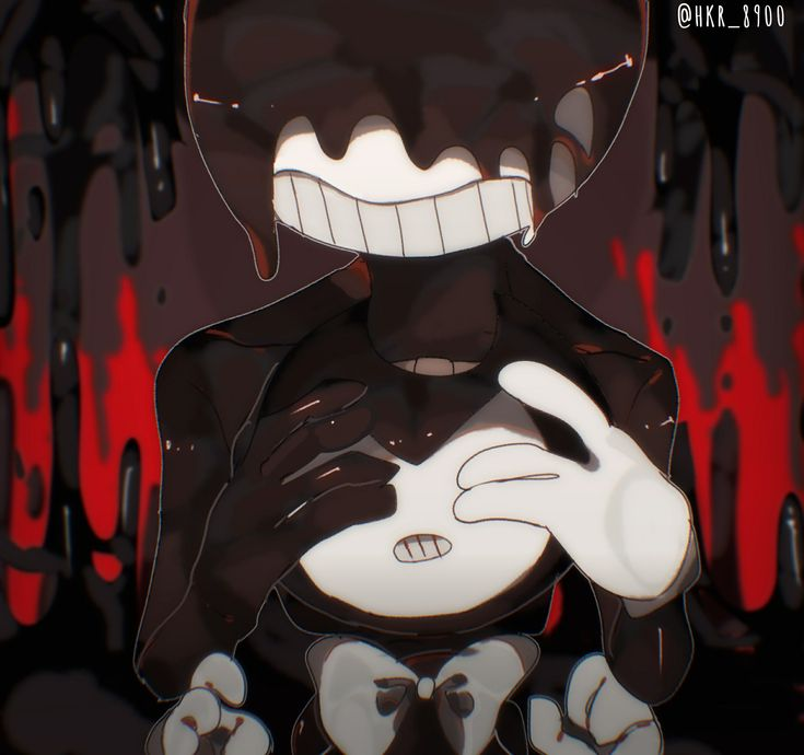 Bendy And The Ink Machine, Anime, Horror Sans
