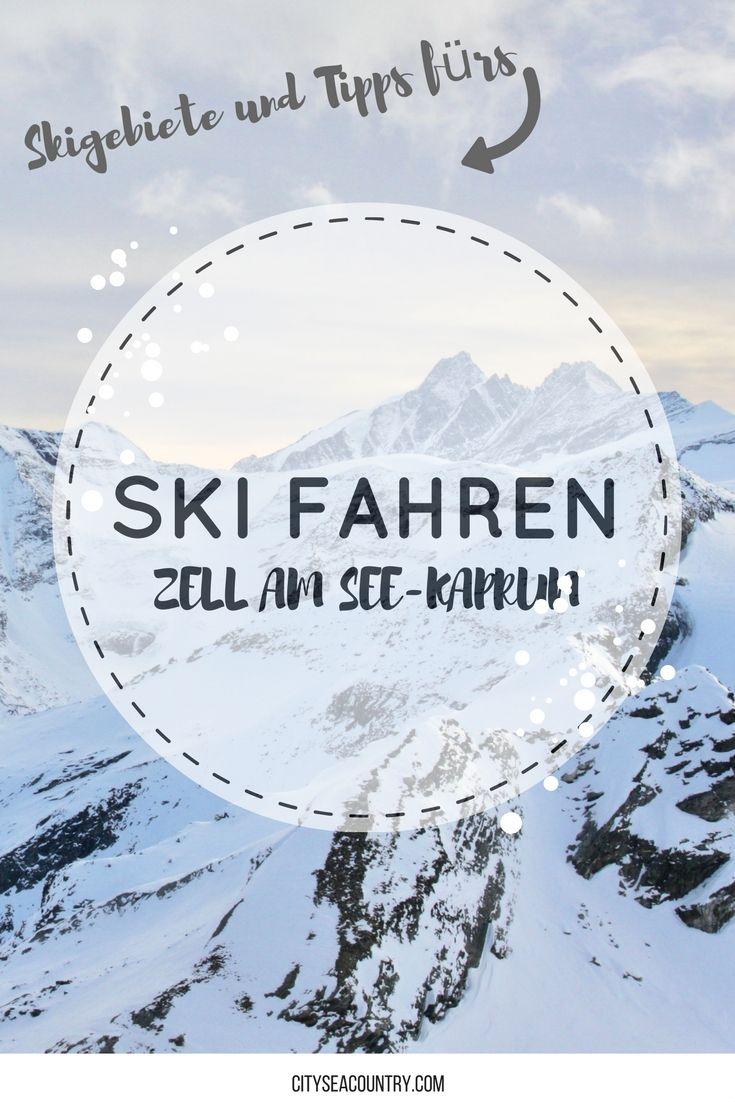 Schneegarantie zum Ski fahren und Snowboarden gibt es bereits ab Anfang Dezember in Zell am See und Kaprun in Österreich (Salzburger Land) http://www.cityseacountry.com/de/reiseblog-winterurlaub-ski-fahren-zell-am-see-kaprun/