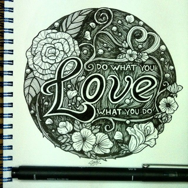 Rose fantasia - do what you love, love what you do . Day 9 #inktober #vfgillustration