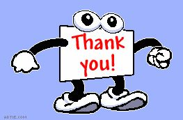 ~Animated Thank You Clip Art | thank-you.gif | Manners ...
