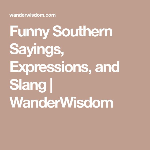 Best 25 Funniest Quotes Ideas On Pinterest: Best 25+ Funny Southern Sayings Ideas On Pinterest