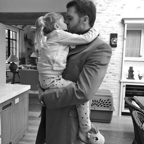 Tom Brady and Gisele Bundchen's Cutest Family Photos   InStyle.com