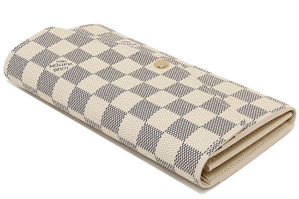 ルイヴィトン 財布スーパーコピー アズール ポルトフォイユ・サラ N63208