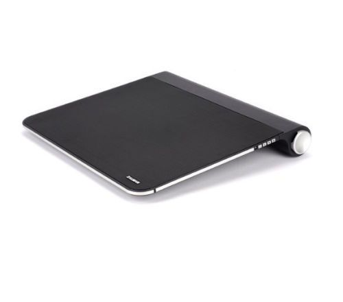 Laptop Cooling Pad With Speakers USB Hub Stereo Premium Notebook Cooler 17 in - http://electronics.goshoppins.com/laptop-desktop-accessories/laptop-cooling-pad-with-speakers-usb-hub-stereo-premium-notebook-cooler-17-in/