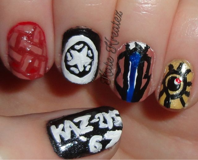 The 25 best supernatural nails ideas on pinterest dean the 25 best supernatural nails ideas on pinterest dean winchester funny misha supernatural and supernatural disney prinsesfo Image collections