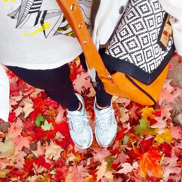 #normcore and #fromwhereistand - the perfect autumn mix!