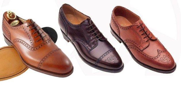 guida alla scarpa Brogue