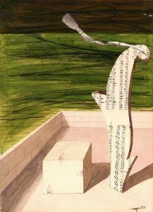 Untitled - René Magritte - The Athenaeum