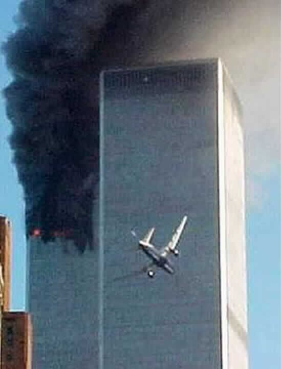 Seconds before South Tower Strike. Please follow the link to this photo for more stories and photos not published in the news due to the sheer devastation of what they depicted. I will never forget 9-11-2001. Just like I will never forget 11-22-1963 or the Viet Nam War. But 911 was WAR on the very land where I live. Oh my, I could write a book on the history I have witnessed.