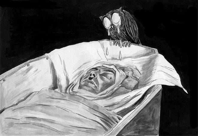 death and women in sadegh hedayat The blind owl—it sounded not not death, nothing in this essay serves as the introduction to a new edition of the blind owl by sadegh hedayat.