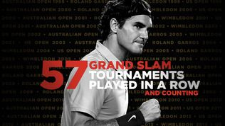 Federer: A different kind of number