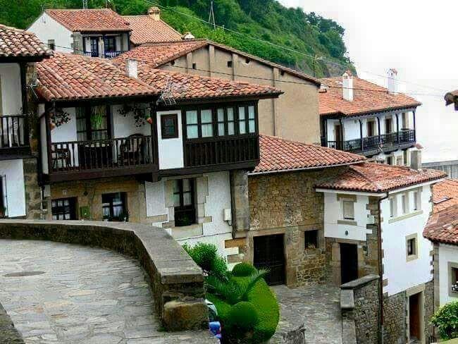 Lastres. Asturias. Spain.