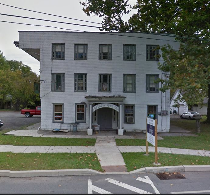 Willow Grove Hotel Freemansburg Pa A Little Ghost Haunts This Civil War