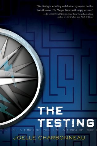 Looking for your next YA read? Check out The Testing by Joelle Charbonneau.