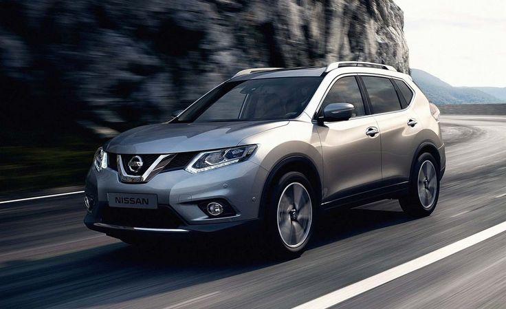 New 2015 Nissan X Trail