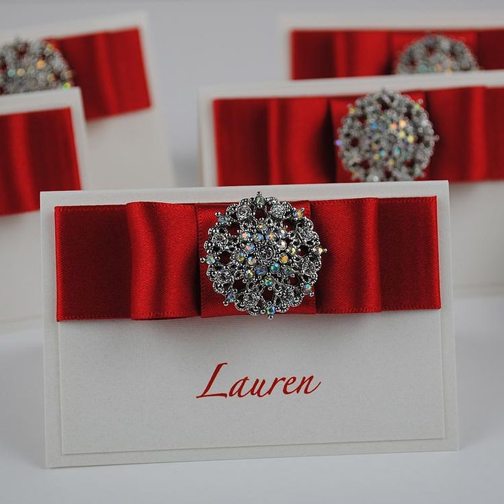 17 Best Images About Wedding Place Cards On Pinterest