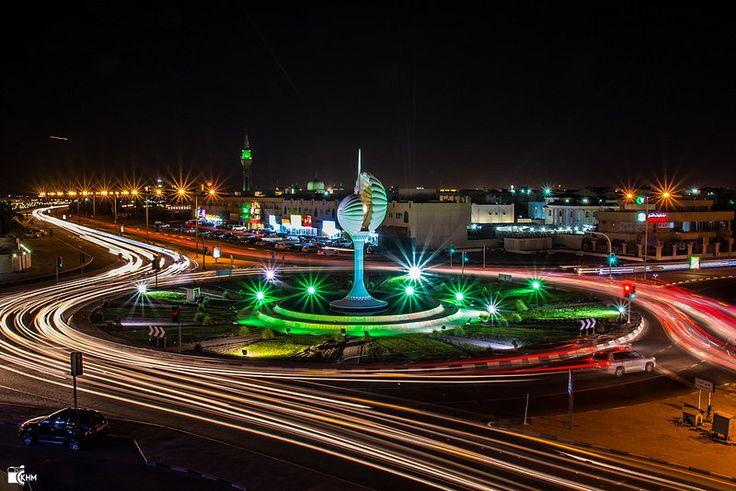 Al Wakrah Pearl Roundabout #Qatar