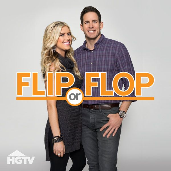 Flip Or Flop - I like the concept of the show, but their style is a bit boring and in my opinion they could save money by being more creative and working with what they get