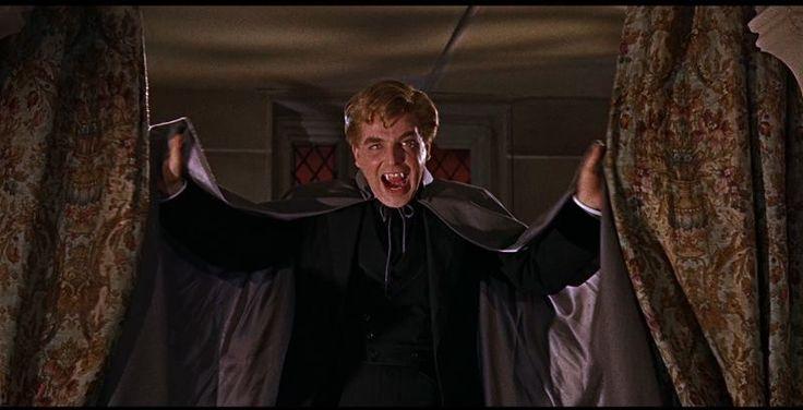 David Peel in Hammer Films' THE BRIDES OF DRACULA (1960)