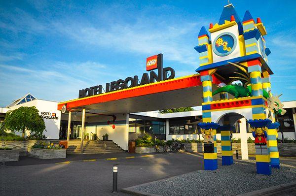 Пять причин почему Legoland-отель в датском Биллунде - лучший детский отель в мире! #Legoland #Billund